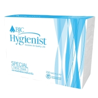 BJC HYGIENIST SPECIAL INTERFOLD HAND TOWEL 2 PLY 250 SHEETS - PACK OF 4