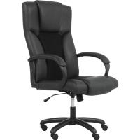ACURA เก้าอี้ผู้บริหาร PATONG/H หนังเทียม ดำ