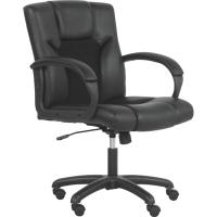 ACURA เก้าอี้สำนักงาน PATONG/M หนังเทียม ดำ