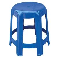 ACURA เก้าอี้จัดเลี้ยง/เก้าอี้พักคอย U-0008 น้ำเงิน
