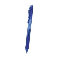 PENTEL ปากกาหมึกเจล ENERGEL X BLN105 ด้ามกด 0.5มม. น้ำเงิน