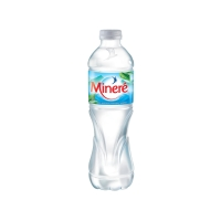 MINERE น้ำแร่ 0.6 ลิตร แพ็ค 12