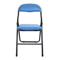 APEX เก้าอี้พับอเนกประสงค์ C-32 หนังเทียม น้ำเงิน