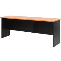 ACURA โต๊ะประชุมไม้ CF 210 เชอรี่/ดำ