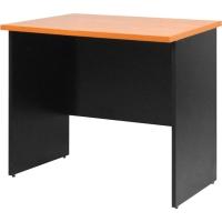 ACURA โต๊ะประชุมไม้ CF 80 เชอรี่/ดำ