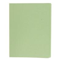 BAIPO แฟ้มพับกระดาษ เขียว A4 แพ็ค 50