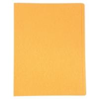 BAIPO แฟ้มพับกระดาษ ส้ม A4 แพ็ค 50