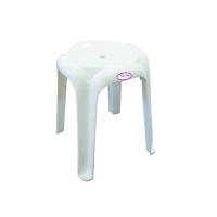 ACURA เก้าอี้พลาสติก U-0009 สีขาว