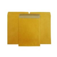 ซองเอกสารกระดาษคราฟท์น้ำตาล KA125 แกรม 10  x14   50 ซอง
