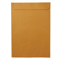 ซองเอกสารกระดาษคราฟท์น้ำตาล KA125 แกรม 10  x15   50 ซอง