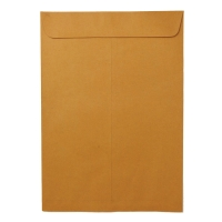 OPEN-END ENVELOPE KA KARFT SIZE 279MM X 407MM 125GRAM BROWN - PACK OF 50