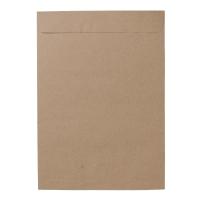 ซองเอกสารกระดาษคราฟท์น้ำตาล BA110 แกรม 10  x14   50 ซอง