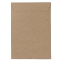 ซองเอกสารกระดาษคราฟท์น้ำตาล BA110 แกรม 10  x15   50 ซอง