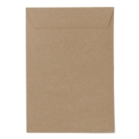 OPEN-END ENVELOPE BA KARFT SIZE 279MM X 407MM 110GRAM BROWN - PACK OF 50