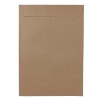 ซองเอกสารกระดาษคราฟท์น้ำตาล BA110 แกรม 6 3/8  x9   50 ซอง