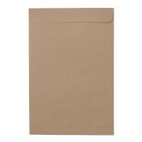 ซองเอกสารกระดาษคราฟท์น้ำตาล BA110 แกรม 7  x10   50 ซอง