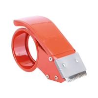 DIAMOND OPP PACKAGING TAPE STEEL DISPENSER 2   ORANGE