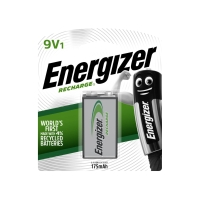 ENERGIZER NH22/175 RECHARGEABLE BATTERY 9V