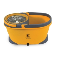 BE MAN VALUE STAINLESS MOP BUCKET WITH FLOOR MOP
