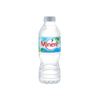 MINERE น้ำแร่ 0.33 ลิตร แพ็ค 12