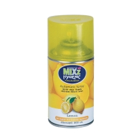 MIXZ HYGIENIC AUTOMATIC REFILL SPRAY LEMON 300 MILLILITERS