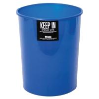 KEEP IN LITTER BIN 22X27.3CENTIMETERS 8 LITRES - NAVY BLUE