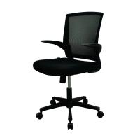 ZINGULAR เก้าอี้สำนักงาน FAY STAFF ดำ