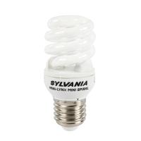 SYLVANIA หลอดประหยัดไฟ MINILYNX MINI SPIRAL 15W/865 ขาว