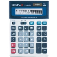 OLYMPIA DT-8220TX DESKTOP CALCULATOR 12 DIGITS