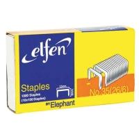 ELFEN 35-1M (26/6) STAPLES - BOX OF 1,000