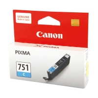 CANON PGI-751C ORIGINAL INKJET CARTRIDGE CYAN