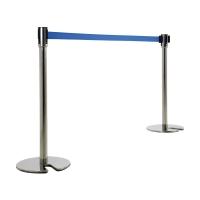 APEX WL01-35D51B2M BARRICADE STAINLESS BLUE