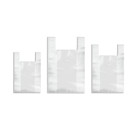 CHAMPION PLASTIC BAG DEGRADABLE 9X18 INCHES PACK OF 50