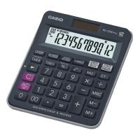 CASIO เครื่องคิดเลขชนิดตั้งโต๊ะ MJ-120D 12 หลัก