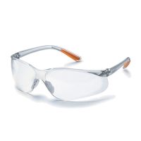 KING S KY211 POLYCARBONATE SAFETY GLASSES CLEAR