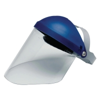 3M 82701 WP96 VISOR POLYCARBONATE CLEAR