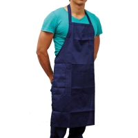 AM221-222 TC APRON BLUE