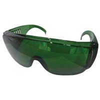 DELIGHT แว่นตานิรภัย P660-D#5 เฉด 5 เขียว