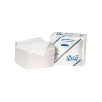 SCOTT HYGIENIC BATH TISSUE 1 PLY 300 SHEETS