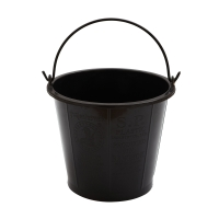 WATER BUCKET WITH HANDLE 13LITRES ASSORTED COLOURS