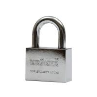 KRUKER กุญแจโครเมี่ยม รุ่นเหลี่ยม คอสั้น 40มม