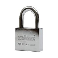 KRUKER กุญแจโครเมี่ยม รุ่นเหลี่ยม คอสั้น 50มม