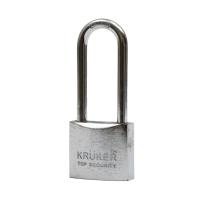 KRUKER กุญแจสปริงโครเมี่ยม คอยาว 32มม