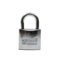 KRUKER กุญแจสปริงโครเมี่ยม คอสั้น 32มม