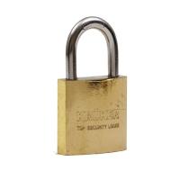 KRUKER กุญแจสปริงทอง คอสั้น 38มม
