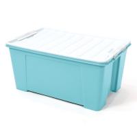 2556-1 กล่องพลาสติกอเนกประสงค์ 39x55x33 ซม.คละสี