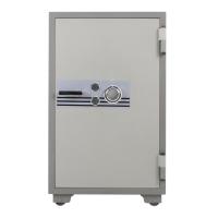 VITAL ตู้เซฟป้องกันไฟ VT-130SCKK รหัสหมุน เทา