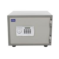 VITAL ตู้เซฟป้องกันไฟ VT-21D รหัสกด เทา