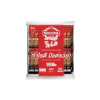 MOCCONA COFFEE TRIO 3IN1 RICH AND SMOOTH 19 GRAMS PACK OF 100 SACHETS
