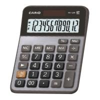 CASIO เครื่องคิดเลขชนิดตั้งโต๊ะ MX-120B 12 หลัก